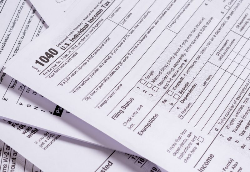 Tax Reporting with Trusts